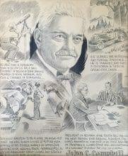 John C Campbell Charac